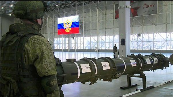 Россия приостановила участие в ДРСМД