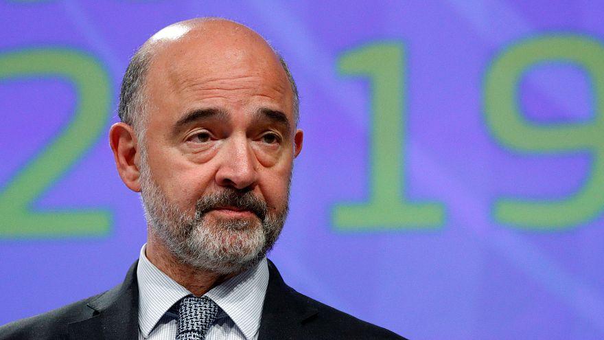La Comisión Europea libra a Italia de la sanción presupuestaria