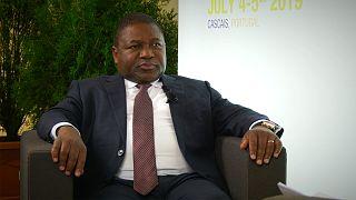 Le président du Mozambique rassure sur la gestion de l'aide à son pays