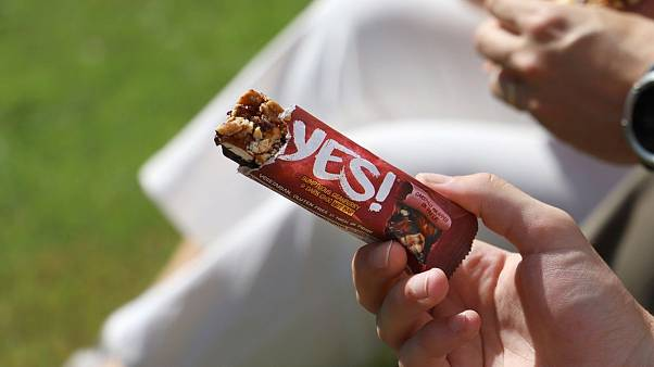 Nestlé's new packaging is biodegradable and recyclable