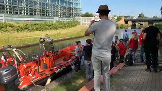 Bűnözők vagy életmentők? Tengeri mentéssel foglalkozó civilek Strasbourgban