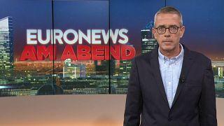 Euronews am Abend vom 03.07.2019