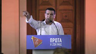 Τσίπρας: «Στέλνουμε μήνυμα μεγάλης πολιτικής ανατροπής»