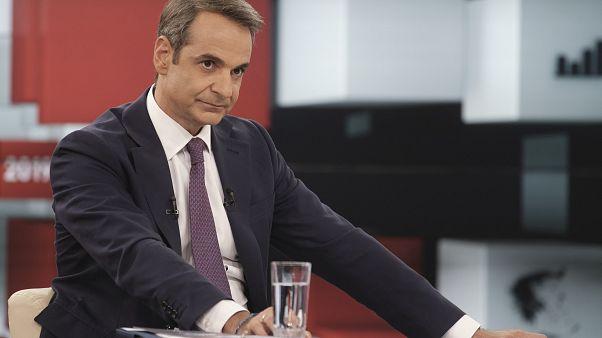 Κ. Μητσοτάκης: «Ζητώ ισχυρή εντολή»