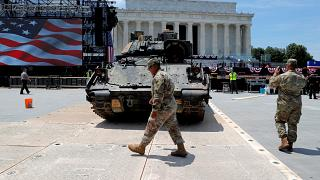 Trump downplays, defends cost of his Fourth of July event