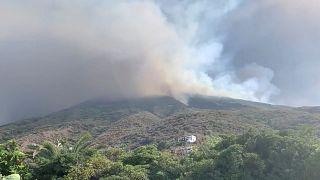 Halálos vulkánkitörés az olasz Stromboli szigetén