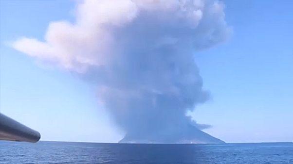 Νεκρός τουρίστας από την έκρηξη του ηφαιστείου Στρόμπολι