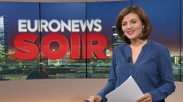 Euronews Soir : l'actualité du mercredi 3 juillet 2019