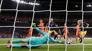 Holanda da la sorpresa y jugará la final del Mundial de Fútbol Femenino frente a EEUU