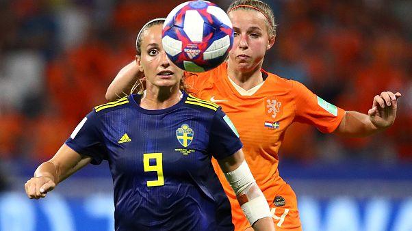 Kadınlar Dünya Kupası'nda finalistler belli oldu: ABD - Hollanda