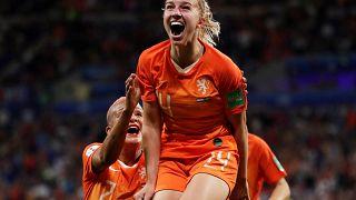 Niederlande im Finale der WM