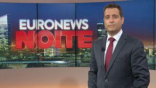 Euronews Noite   As notícias do Mundo de 03 de julho de 2019