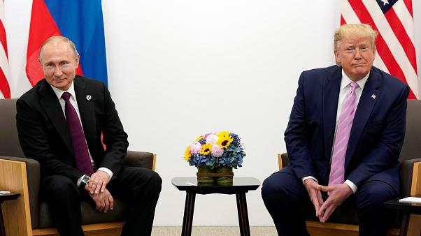 La Russie suspend le traité sur les forces nucléaires intermédiaires