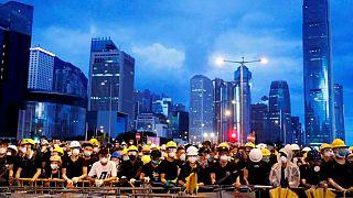 ارگان دولت چین: ناآرامی های هنگ کنگ توطئه نظریهپردازان غربی است