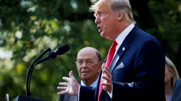 Trump'tan İran'a uyarı: Tehditlerin dönüp yine sana zarar verebilir