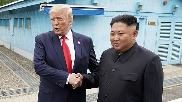"""كوريا الشمالية تقول إن الولايات المتحدة """"مصرة على الأعمال العدائية"""" رغم حديثها عن الحوار"""
