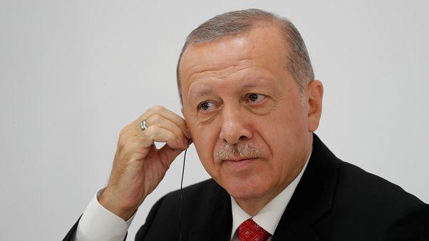 أردوغان: امتناع أمريكا عن تسليم طائرات إف-35 لتركيا هو سرقة