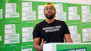 نائب مسلم يقول إنه طُلب منه مغادرة البرلمان الأوروبي في اول أيام انعقاده