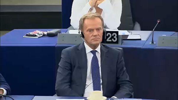 EU-Parlament sauer auf Europäischen Rat