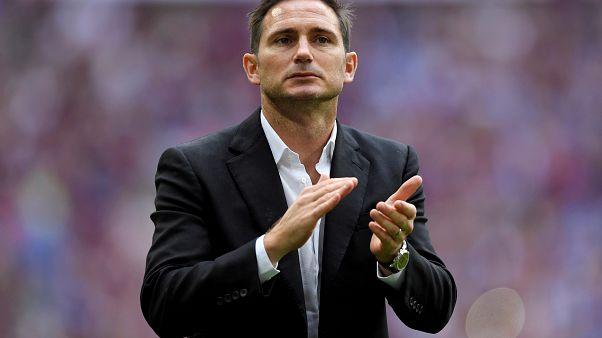 Frank Lampard neuer Trainer beim FC Chelsea