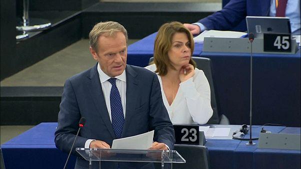 """El PP achaca a Tusk """"secretismo"""" en los nombramientos de la UE"""