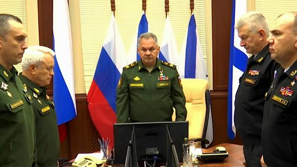 Rusia confirma que el submarino accidentado contaba con propulsión nuclear