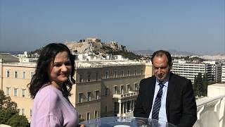 Σπίρτζης στο euronews: «Έγιναν τομές για την καθημερινότητα του πολίτη»