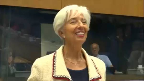 Η Κριστίν Λαγκάρντ και η ΕΚΤ