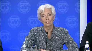 Del FMI al BCE, paso libre a Lagarde