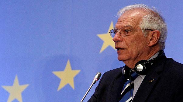 جوزيب برويل وزير الخارجية الإسباني