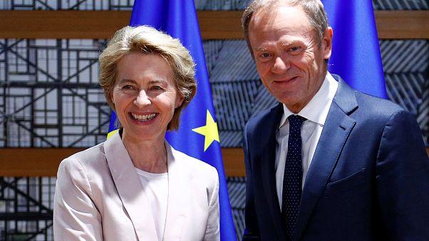Nach Nominierungen der EU-Spitzenjobs: Spannungen im EU-Parlament