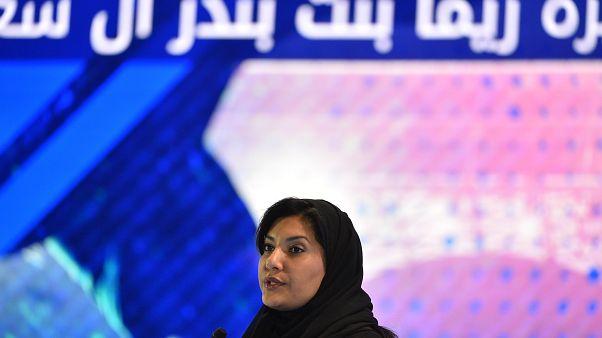 أول سفيرة سعودية للولايات المتحدة في تاريخ المملكة تباشر مهام عملها