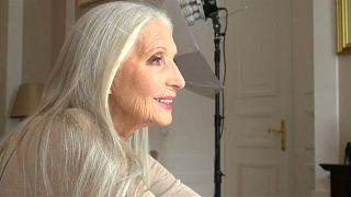 Model mit 84 Jahren? Kein Problem für Helena Norowicz
