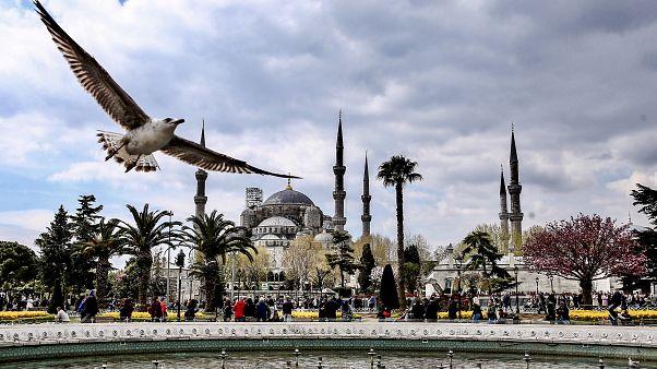 İstanbul, Sultanahmet Meydanı