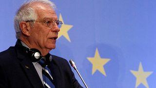 İspanya Dışişleri Bakanı Josep Borrell
