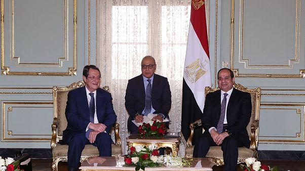 Διάταγμα του Αλ Σίσι επικυρώνει τη συμφωνία με Κύπρο για φυσικό αέριο