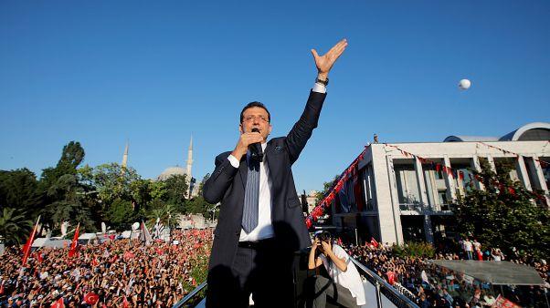 Az ökumenikus pátriárkát már maga mellé állította az új isztambuli polgármester