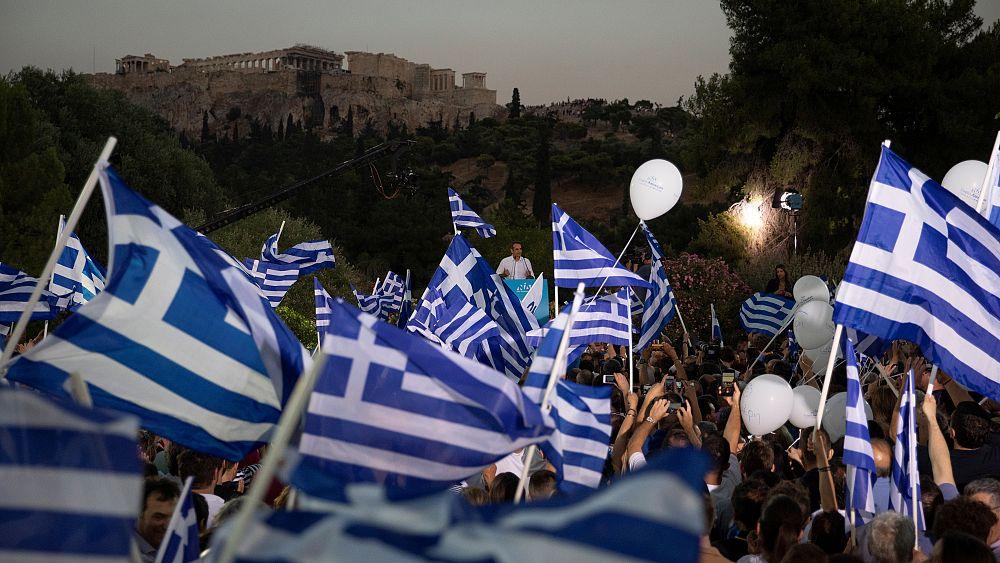 Греки мечтают о возрождении экономики