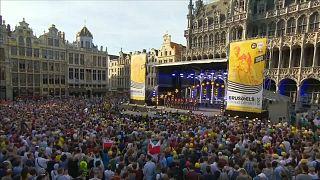 Tour de France 2019: Teampräsentation in Brüssel