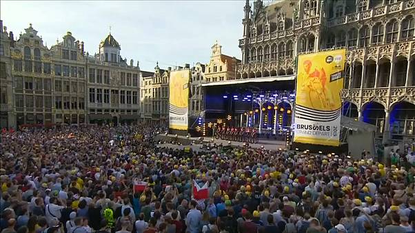 Bemutatkoztak a Tour de France csapatai