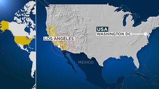 ABD'nin Kaliforniya eyaleti 6,6 şiddetinde depremle sarsıldı