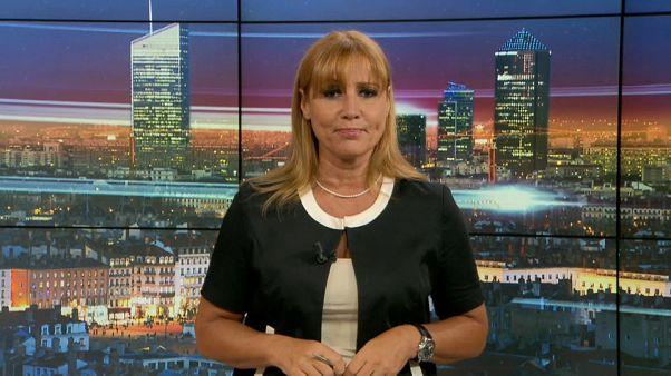 Euronews Sera   TG europeo, edizione di giovedì 4 luglio 2019