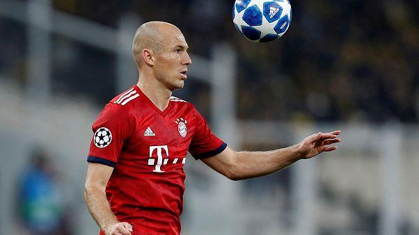Arjen Robben, l'ultima ala romantica, lascia il calcio
