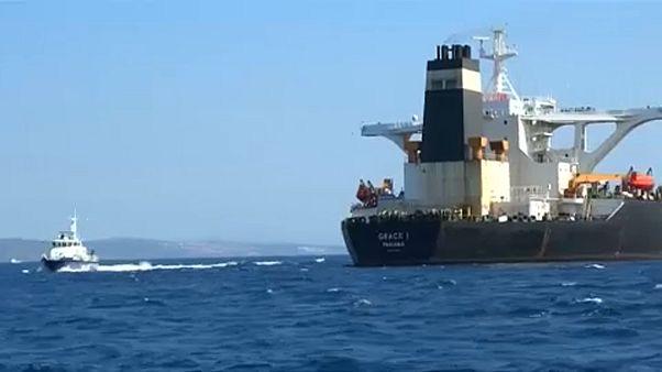 Gibraltar: Iranischer Öl-Tanker festgesetzt