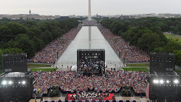 Le 4 juillet à la française de Donald Trump, des festivités polémiques
