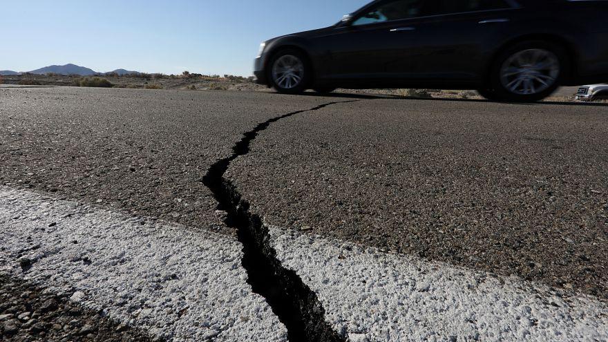 Erdbeben der Stärke 6,4: Kalifornien kommt glimpflich davon