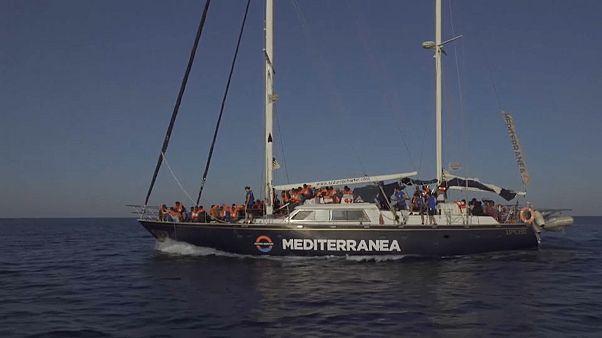 مجموعة الإنقاذ الإيطالية للبحر الأبيض المتوسط