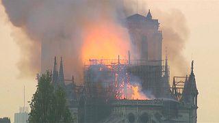 L'incendie de Notre-Dame au cœur d'un scandale sanitaire