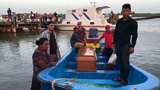 El gobierno de Honduras abre una investigación sobre el naufragio del Waly