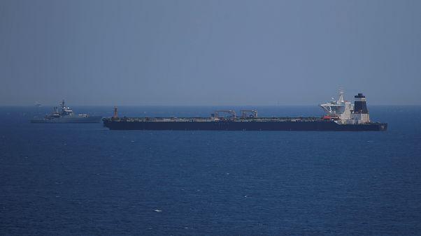 El petrolero iraní estará retenido dos semanas en Gibraltar